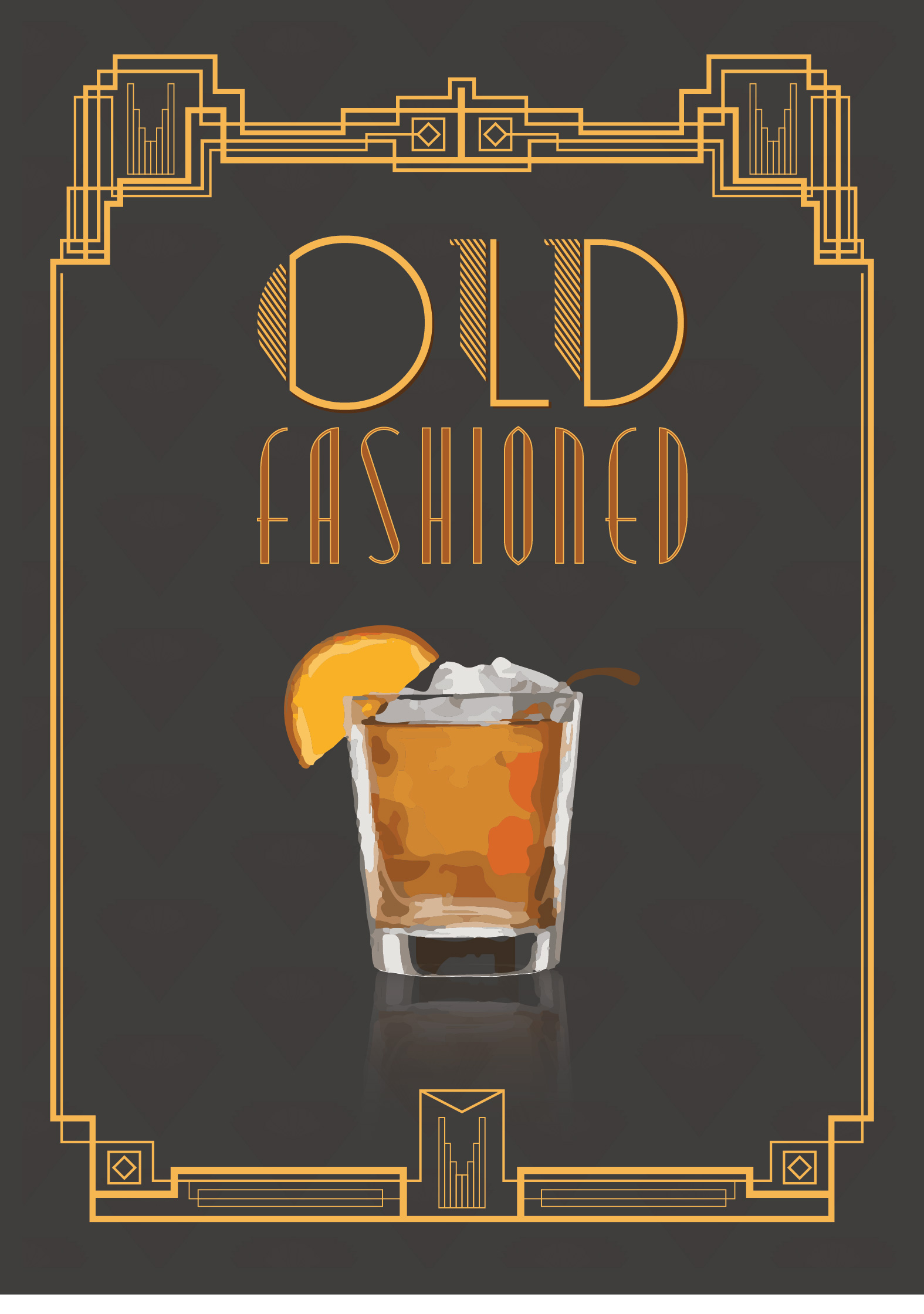 how to make an old fashioned at home